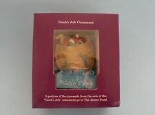 NOAH'S ARK ORNAMENT, Christmas Ornament, Noahs Ark, Dayspring Co.