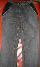DOLCE & GABBANA MADE IN ITALY 100% COTTON JEANS PANTS WITH TAG SIZE 40
