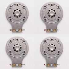 4PCS Replacement Diaphragm Fit For JBL 2412, 2412H, 2412H-1 JRX & SF Models