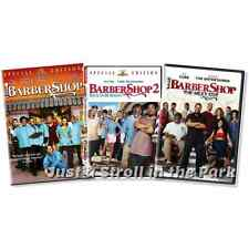 BarberShop 1 2 & 3 Back in Business Next Cut Complete Box/DVD Set(s) Collection