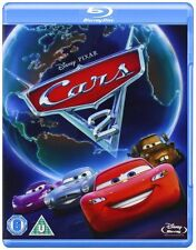 Cars 2 [Blu-ray Movie, Disney Pixar Animation, Region Free, 1-Disc] NEW