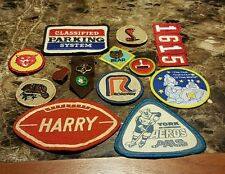 Boy Scout Patch Lot Flag BSA Brownie Precious Moments  Misc