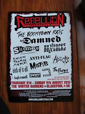 REBELLION FLYER 2015--BOOMTOWN RATS-DAMNED-BUZZCOCKS-SHAM69-MISFITS