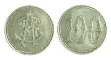 """pcc1184_2)  Italia - Gettone o medaglia  Lire 1000  """" A S Z M """""""