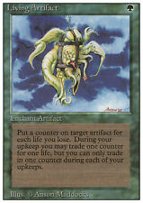 MTG LIVING ARTIFACT EXC - ARTEFATTO VIVENTE - REV - MAGIC
