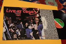 THE HOME OF UNDERGROUND ROCK 2LP LIVEAT CBGB'S 1°ST ORIG USA 1976 EX+ TOP AUDIOF