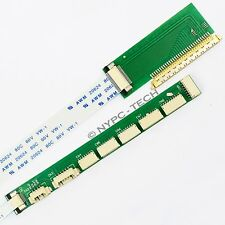 """15.6"""" LED to LCD Screen Converter Cable 40pin to 30pin LED to CCFL LTN156AT01 US"""