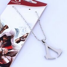 ASSASSIN'S CREED II III 2 3 EZIO AUDITORE CIONDOLO COSPLAY COLLANA NECKLACE #2
