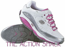E16 • Skechers Shape-Ups Kinetix Response Shoes • New Womens 8.5 Pink • #26570