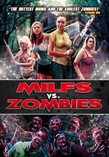 4 MILFs vs. Zombies -   DVD
