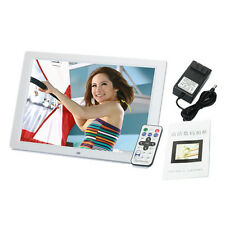 "15""inch HD TFT-LCD Digital Photo Frame Picture MP4 Movie Player Remote Control"