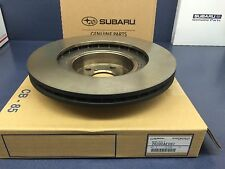 Genuine Subaru WRX & Forester Front Brake Rotor 2002 - 2008 26300AE061 OEM NEW