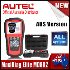 Autel Maxidiag Elite MD802 All System DS model Diagnostic Scanner ABS SRS EPB