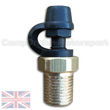 1 x 1/8 npt Bleed Nipple with dust cover compatible Wilwood/Compbrake/AP/Brembo
