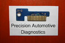 Snap-On K-3 Personality Key MT2500 MTG2500 MODIS SOLUS ETHOS VERUS Scan Tool