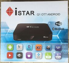 iStar korea Q1 Ott With Android One Year Free Online Tv