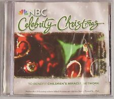 NBC CELEBRITY CHRISTMAS Holiday CD Marie Osmond NEW Katey Segal Bebe Neuwirth +