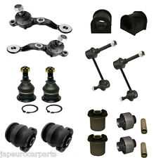 For LEXUS IS200 FRONT UPPER LOWER CONTROL ARM ANTI ROLL LINKS BUSHES BALL JOINTS