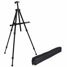 LED WRITING BOARD Easel Adjustable sign menu tripod stand Portable Bag display k