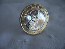 2014 100th Anniversary First World War Outbreak £2 Two Pound Coin