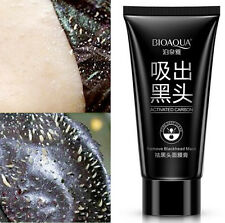 Blackhead Remover Cleaner Purifying Black Mud Face Deep Cleansing Peel-Off Mask