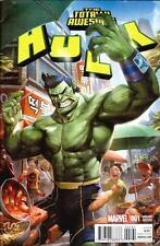Totally Awesome Hulk #1 Cheol Woo Variant All New All Different Marvel 2015