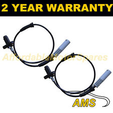2X FOR BMW E39 5 SERIES 1995-1999 OEM QUALITY ABS SPEED SENSOR FRONT LEFT RIGHT