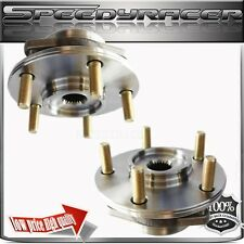 TWO ECLIPSE CHRYSLER SEBRING GALANT FRONT WHEEL HUB BEARING ASSEMBLY FWD ABS