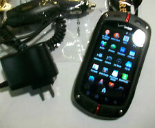 Casio G'zOne COMMANDO Android RUGGED PTT WIFI Camera Touch VERIZON Smartphone