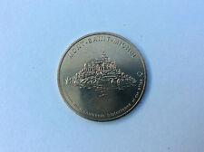 jeton touristique monnaie de Paris Mont-saint-michel 2004 : cote 17 euros