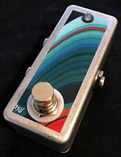 Saturnworks A/B Box Tuner Out Switch Guitar Pedal w LED Handcrafted in USA