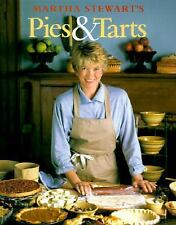 Martha Stewart's Pies & Tarts Softcover 1985 100+ Mouthwatering Recipes
