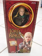"""Lord of the Rings Legolas Special Edition 12"""" Action Figure Toy Biz #81190"""