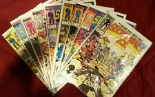 Marvel Secret Wars II 1985 complete 1, 2, 3, 4, 5, 6, 7, 8, 9 Beyonder