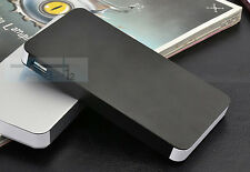 AU Portable 50000mAh Dual USB External Battery Power Bank Pack Charger For phone