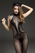 Sex clothes Sleepwear Sexy Lingerie Nightwear Underwear G-string Black GA066