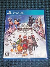 NEW PS4 KINGDOM HEARTS HD 2.8 Final Chapter Prologue JAPAN SQUARE ENIX Disney FS