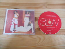 CD Pop 3LW - No More (2 Song) Promo SONY EPIC REC