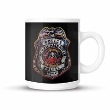Official The Police - Shield - Ceramic Boxed Mug