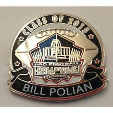 2015 Pro Football Hall of Fame Pin Bill Polian Indianapolis Colts