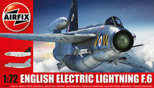 AIRFIX ENGLISH ELECTRIC LIGHTNING F.6 NEW MINT & SEALED 1/72