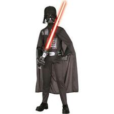 Star Wars Child's Darth Vader Costume, Medium New