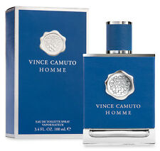 Vince Camuto HOMME (Blue) 3.4 oz / 100 ml EDT Men Cologne Spray