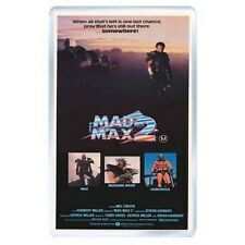 1981 Film mad max two the road warrior ver3 Fridge Magnet Iman Nevera