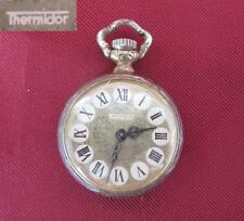 VINTAGE MECHANICAL LADIES POCKET WATCH – THERMIDOR w/GOLD PLATED DIAL