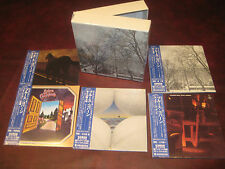 BRUCE COCKBURN HIGH WINDS  JAPAN REPLICA 5 OBI CD RARE BOX SET SPECIAL PRICE