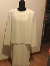CHE STUDIO, MOTHER OF THE BRIDE DRESS, Size 12
