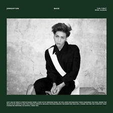 JONGHYUN-[BASE] 1st Mini Album Random Cover CD+Photo Book+Card SHINEE JONG HYUN