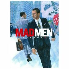 Mad Men Season 6  (DVD Boxed Set)  NEW Sealed 4 Disc Set all 13 Episodes