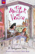 The Merchant of Venice (Shakespeare Stories), Andrew Matthews, New Book